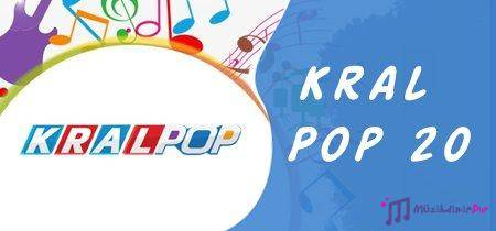 kral fm pop top 20 listesi dinle