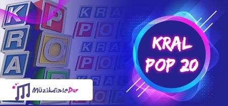 kral pop top 20 listesi
